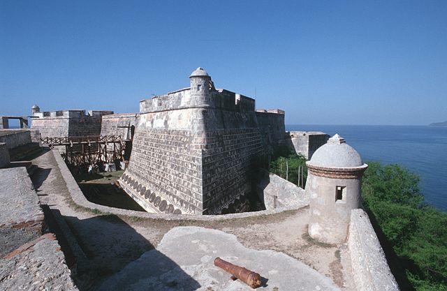 Castillo de Santiago de Cuba